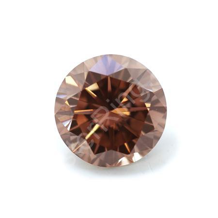 Коньячный бриллиант кр.57