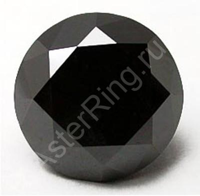 Бриллиант чёрный